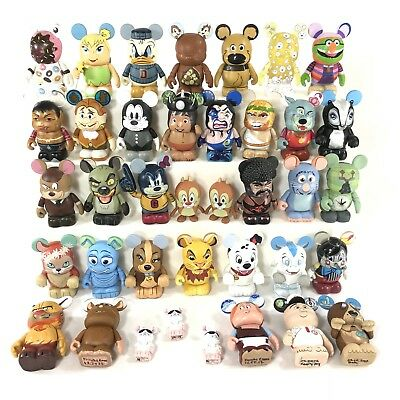 VINYLMATION Lot Of 38 (Various Series and Sets)