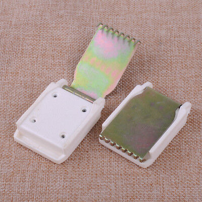 2Pcs Claw Weight Hanger Tool Fit for Brother Knitting Sewing Machine 10.5 x 4cm