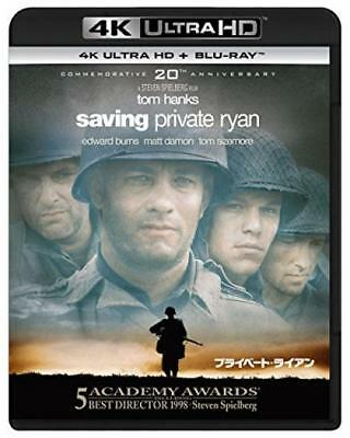 SAVING PRIVATE RYAN (4K ULTRA HD + Blu-ray set) [4K ULTRA HD + Blu-ray]