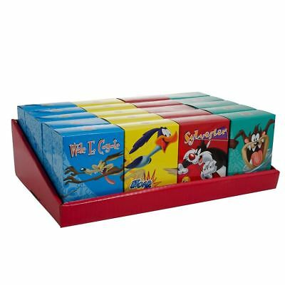 Looney Tunes Boys 20Pce Display 4Xwile E Coyote4Xr/Runner