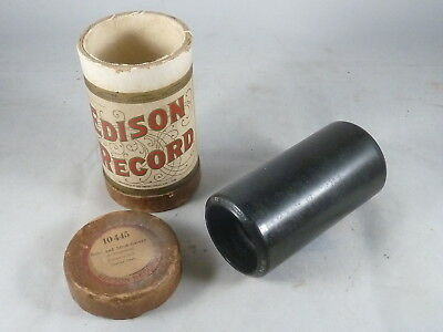 Edison-Phonograph-Walze, Fantasia on my old Kentucky Home, Band, 4 Min.