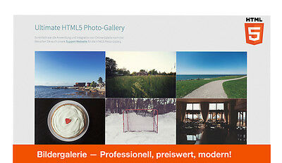 Photo - Gallery - Script im Responsive Webdesign für Ihre Website