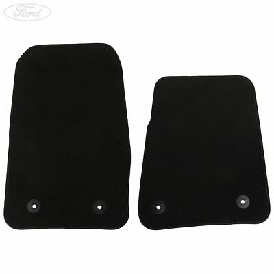 Genuine Ford Transit Tourneo Custom Front Carpet Floor Mats 2015- 1945220