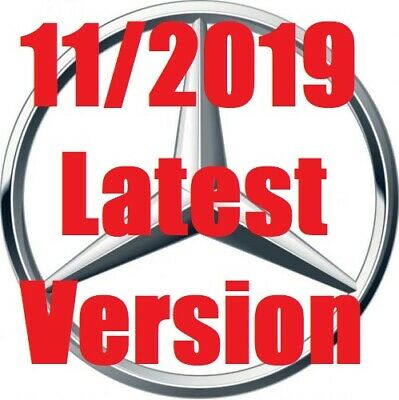 Mercedes WIS/ASRA&EPC Service Repair Workshop Manual 1986-2019 ver. 03.2019 ISO