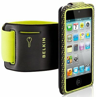 Belkin Profit Convertible Athletic Bande de Bras pour Ipod Touch 4g Jogging
