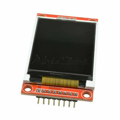 1.8 inch 128x160 TFT SPI SD Card LCD Display Module AVR PIC ARM STM32 ST7735