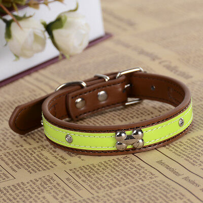 6Colors Studded Collar For Small Medium Dogs Puppy Necklace Pet Supplies 3Sizes