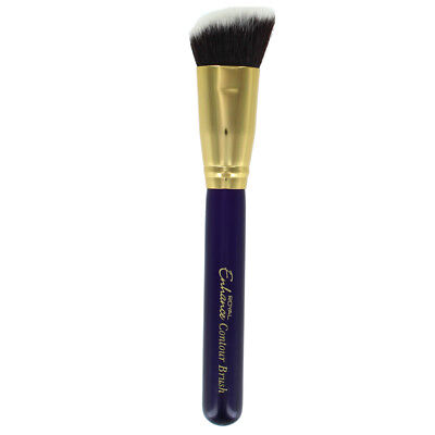Royal Enhance Contour Make-Up Brush with Lasting Soft Synthetic Bristles