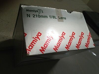 Mamiya 7 210mm Box Only