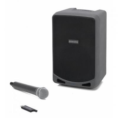 SAMSON EXPEDITION XP106W WIRELESS PORTABLE PA with Handheld Wireless System and