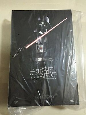 Hot Toys MMS 279 Star Wars Episode IV A New Hope Darth Vader 14 inch Figure NEW