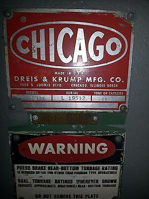 Chicago Metal Break