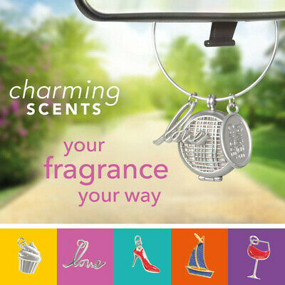 Yankee Candle Charming Scents Charms Diffusore Auto Starter Kit Pronto All'uso