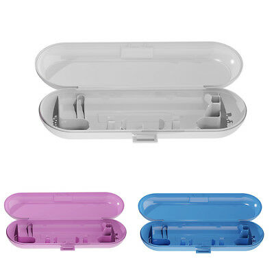 UK_ Portable Electric Toothbrush Holder Travel Camping Storage Case for Oral-B N