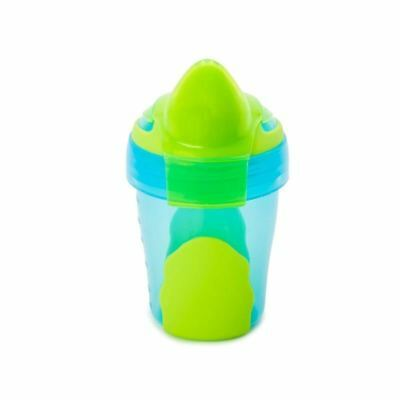 Vital Baby Soft Spout 1St Tumbler, Blue (Pack of 2)