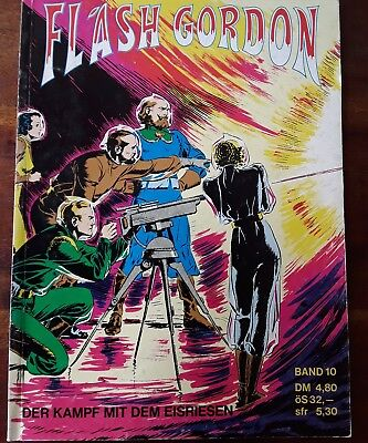 Flash Gordon Band 10 , Pollischansky