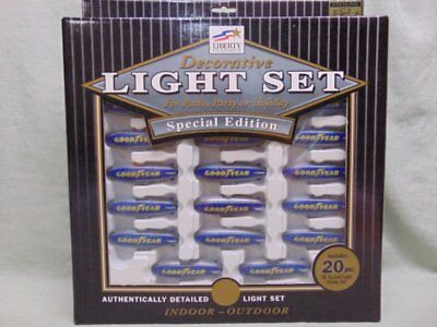 RARE - Special Edition Authentically Detailed Goodyear Blimp Light Set