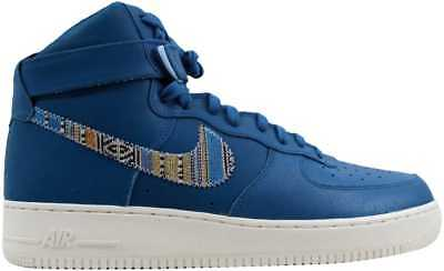 NIKE AIR FORCE 1 High '07 LV8 Industrial Blue 806403 402