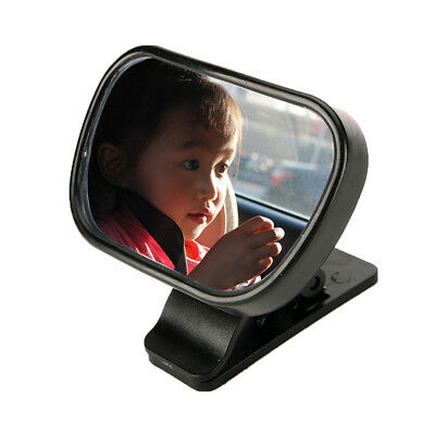 Car Baby Mirror Rear Facing Infant Back Seat View Adjustable Back Seat Mirror