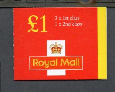 Gb 2000 Fh44 £1.00 Booklet