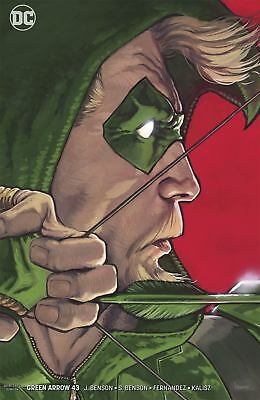GREEN ARROW #43 Kaare Andrews Variant Cover *SALE*
