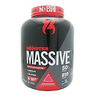 Monster Massive Nutritional Drink 4.6 lbs (Best By 7/2017)