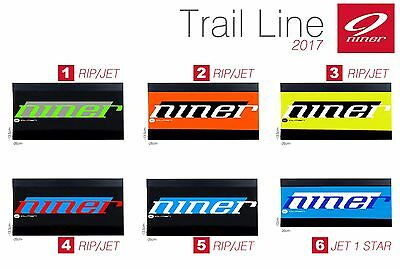 MTB 2017 NINER PROTECTOR CADENA CUADRO VAINA Trail Cross Country Gravel Cyclocro