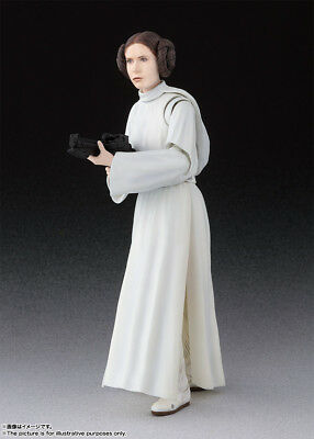 BANDAI S.H.Figuarts STAR ​​WARS Princess Leia Organa (A New Hope) figure