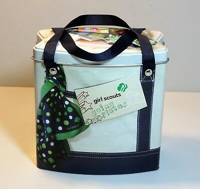 """Girl Scout TIN - """"Going Places"""""""