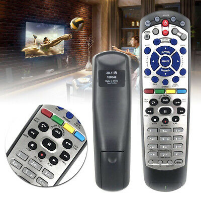 Replacement Remote Control For DISH 20.1 IR For Dish-Network Satellite Receiver