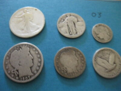 Lot of 90% Silver Coins