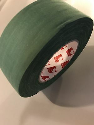 Genuine Scapa UK Forces Issue Green Fabric Cloth Sniper Tape  50 m x 50 mm