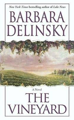 The Vineyard by Delinsky, Barbara