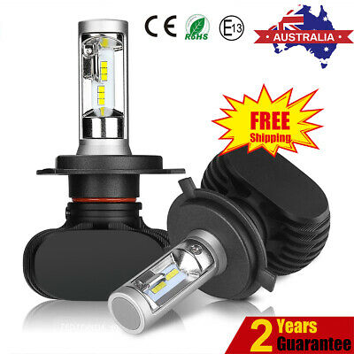9003 H4 150W 21000LM LED Headlight Kit Conversion Globes Bulb Hi-Lo Beam 6500K