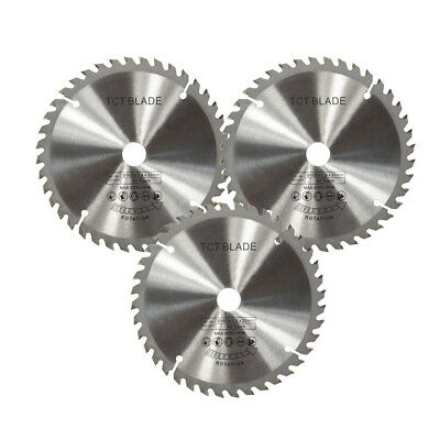 165mm 40T 20mm Bore Circular Saw Blade Disc for Wood Metal Cutter Tool NEW