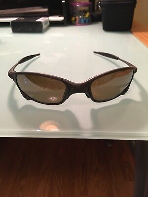 Oakley Juliet Sunglasses 04-146 - X-Metal Frame   Titanium Iridium Polarized d38aad99c0