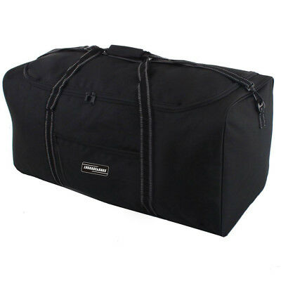 Large Sports Travel Holdall Luggage Carry Cargo Weekend Business Bag