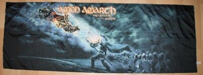 Amon Amarth, Deceiver of the Gods, Fahne, Flagge, Banner, 2013