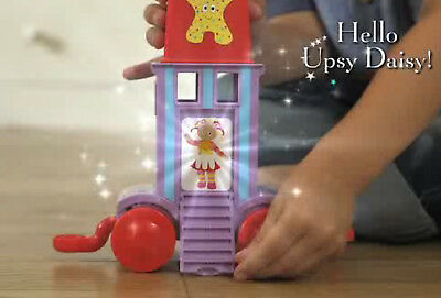 In the Night Garden Toy Ninky Nonk Stacking Block Carriage Ninky Nonk Upsy Daisy