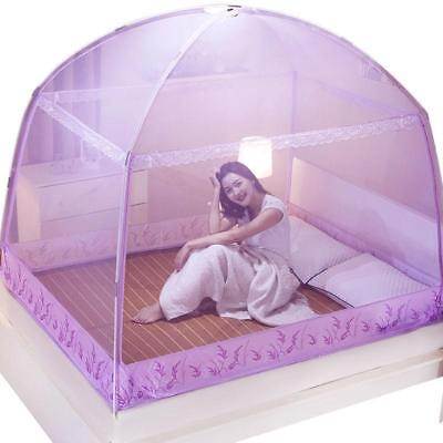 Mosquito Nets Single Double Bed Adults Insects Tent Bedding Canopy Net Kids Mesh