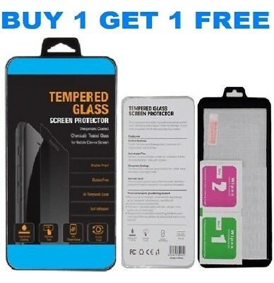 Tempered Glass Screen Protector For Apple iphone X - 100% Genuine