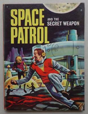 Space Patrol and the Secret Weapon Annual c1966 WDL FN (phil-comics)