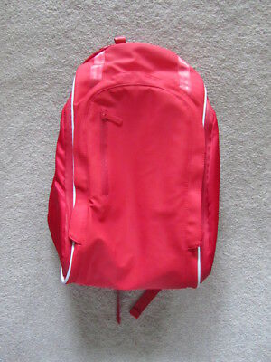 182b179128 New Wilson Super Tour Large Red Backpack Tennis Racket Carry Storage  Backpack