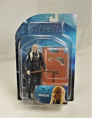 StarGate Atlantis Series1 WRAITH action figure (Unopened)