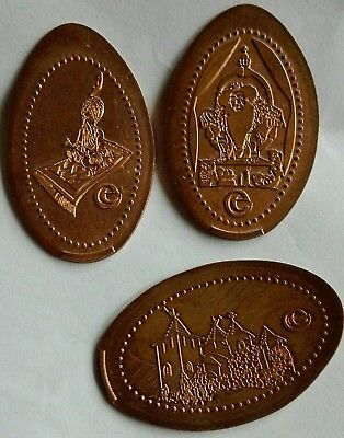 Elongated coins
