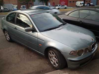 BMW Serie 3 Compact 320D