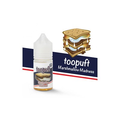 Food Fighter TOO PUFT marshmallow  madness aroma conc. 20 ml