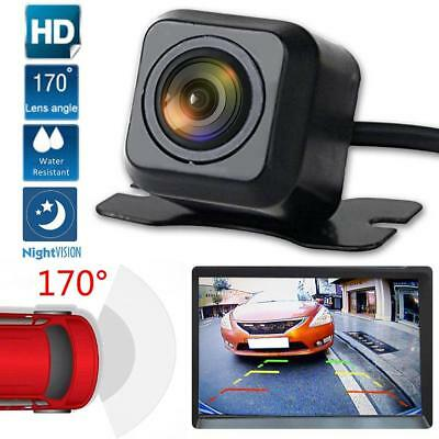 170° HD Car Vehicle Rear View Night Vision Reverse Camera Backup Parking Cam