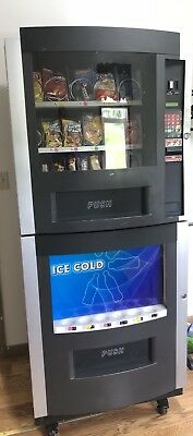 RC-800 Vending Machines Snacks and Soda (pop) Candy Combo Works Good (I have 4)