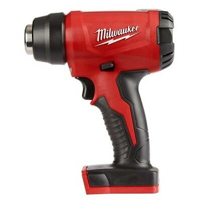 Cordless Heat Gun Compact 18 Volt Lithium Ion Variable Speed Milwaukee Bare Tool